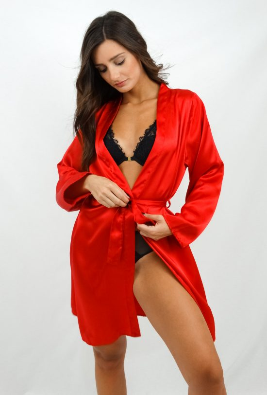 satin nightwear 7431 trendytoo.gr